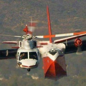 Firefighter Bomber and Chopper